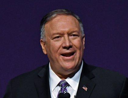 "Irán.- Pompeo sugiere que Irán tiene ""material o actividades nucleares no declarados"""