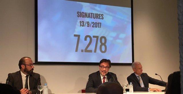 Fútbol.- Prospera la demanda de Benedito contra la Junta de Bartomeu por los pla
