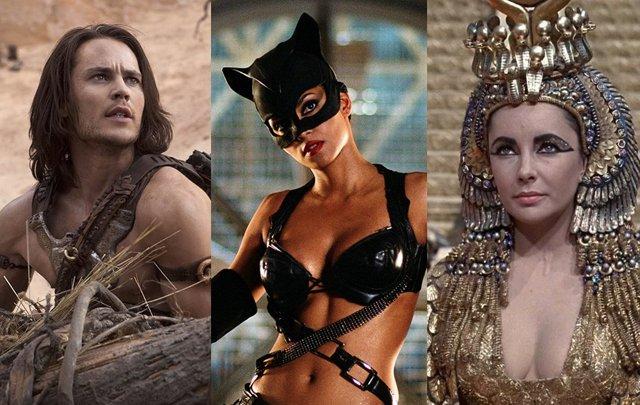 Los mayores fiascos de taquilla de Hollywood
