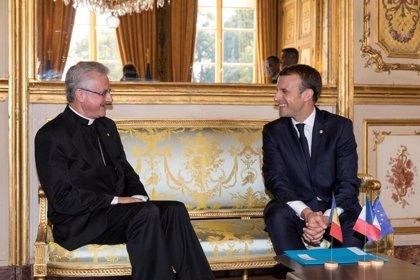 Andorra/Francia.- Andorra se prepara para recibir este viernes la visita de Macron, copríncipe del país