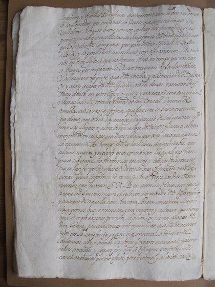 Santa Maria del Mar vendió joyas y objetos de culto para reparar los daños del sitio de 1714