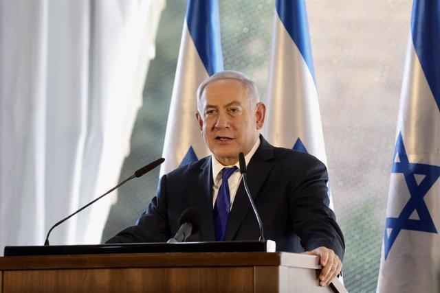 O.Próximo.- Netanyahu anuncia que Israel se anexionará el Valle del Jordán si ga