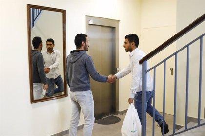 La Obra Social La Caixa colabora con Down Lleida para promover viviendas para jóvenes