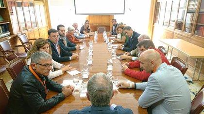 El Gobierno se compromete a abordar con Endesa el futuro de la planta térmica de As Pontes