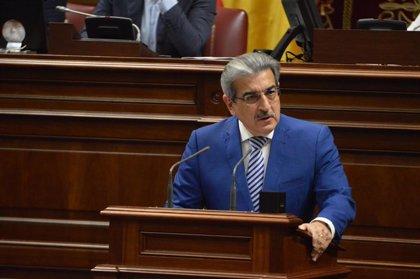 """Rodríguez (NC) ve necesaria la tasa turística pero admite que está en un """"Gobierno a cuatro"""" y se debe debatir"""