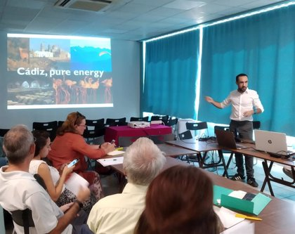 Diputación participa en el tercer encuentro de trabajo del proyecto YESclima