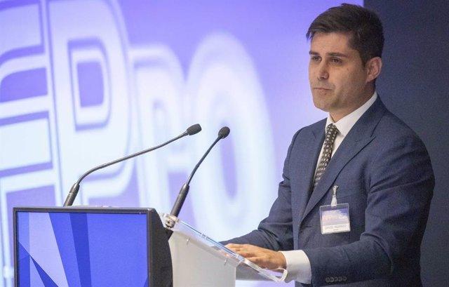 David Aganzo, presidente de AFE