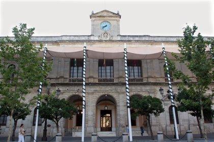 """""""Un centenar"""" de interinos del Ayuntamiento piden que se les reconozca fijos y congelar la oferta de sus plazas"""