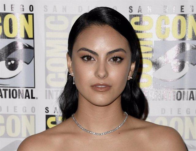 Camila Mendes en la Comic-Con de 2019