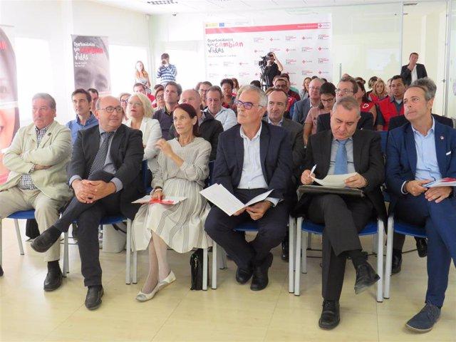 Cruz Roja Inserta A 514 Personas Con Fondos Europeos