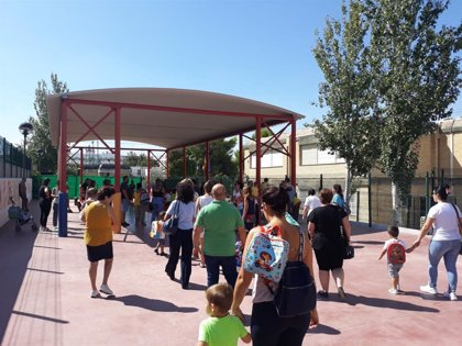 El Ayuntamiento de Osuna reprocha a la Junta una demora en el nuevo servicio de comedor de una escuela