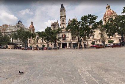 El proceso de participación para la remodelación de la plaza del Ayuntamiento de València arrancará a partir de octubre
