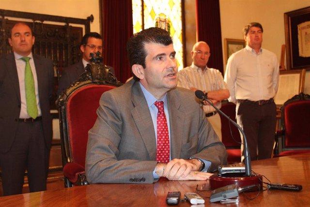 Imagen de archivo del ex alcalde de Alcalá de Henares, Bartolomé González