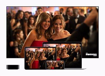 Portaltic.-El servicio de suscripción de vídeo Apple TV+ se lanzará el 11 de noviembre