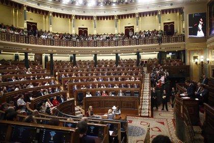 El Congreso acepta tramitar por segunda vez la reforma del Estatuto de Murcia para suprimir aforamientos