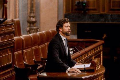 Vox no irá al acto por la unidad de España organizado por el PP en el Congreso