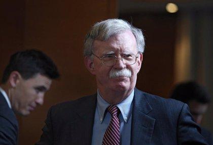 EEUU.- Venezuela e Irán celebran como una victoria la dimisión de Bolton