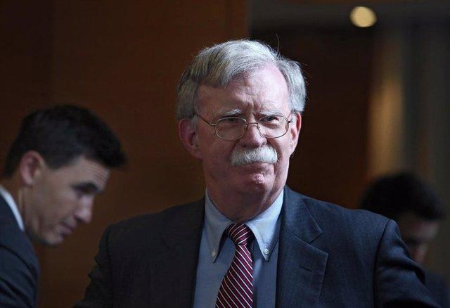 El ex asesor de Seguridad Nacional de Estados Unidos John Bolton