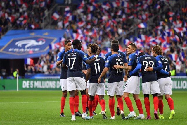 La selección francesa vence a Andorra en su camino a la EURO 2020