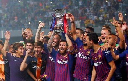 Las Federaciones de Peñas, en contra de que la Supercopa se celebre fuera de España