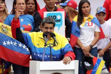 """Venezuela.- Maduro destaca que Venezuela """"tiene quien la defienda"""""""