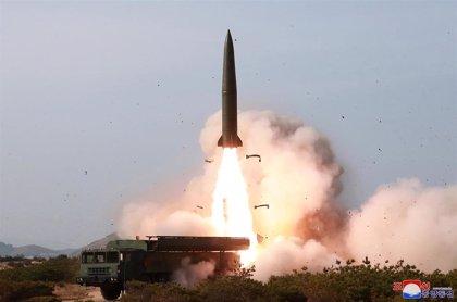 Corea del Norte pone a prueba un lanzamisiles con el último lanzamiento de dos proyectiles de corto alcance