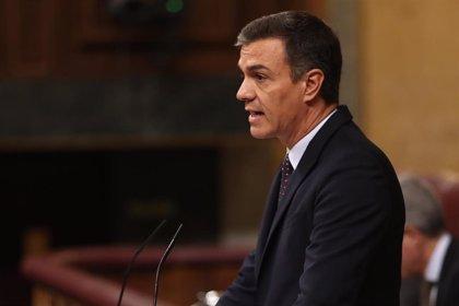 """Sánchez promete trabajar para que la Diada llegue a ser """"la fiesta de todos los catalanes"""""""