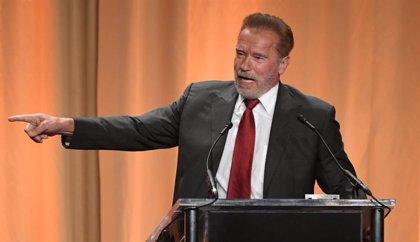 """Arnold Schwarzenegger: """"Donald Trump está enamorado de mí, quiere ser como yo"""""""