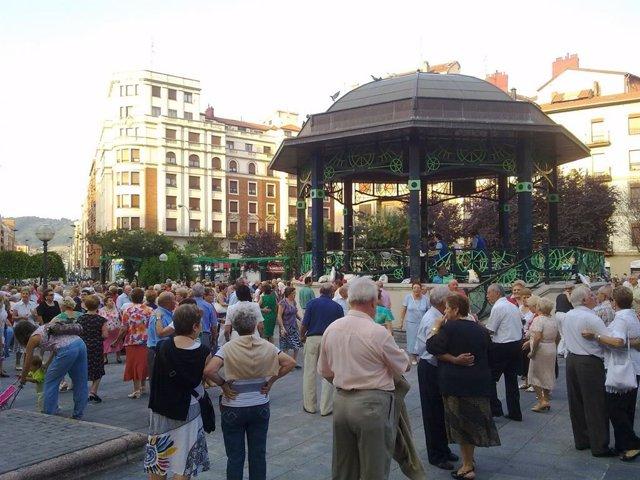 Bailables de Bilbao (archivo)