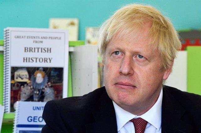 Brexit.- Un tribunal de Escocia concluye que la suspensión del Parlamento britán
