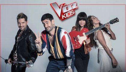 'La Voz Kids' vuelve a Antena 3 este lunes 16 de septiembre