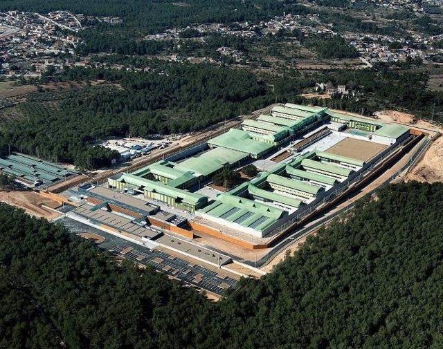 Prisión Mas d'Enric del Catllar (Tarragona)