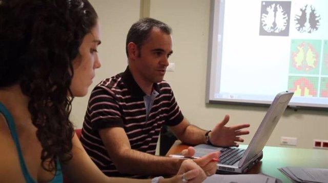 El investigador de la Universidad de Jaén Juan Ruiz de Miras es el autor principal del trabajo.