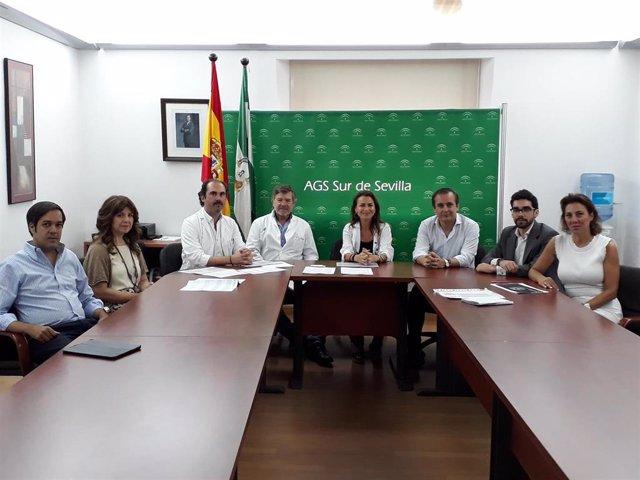 Servicio de Reumatología del Hospital Universitario de Valme de Sevilla