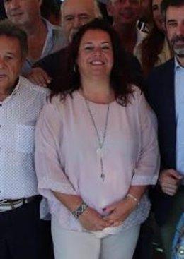 La concejal María Encarnación Aguilar