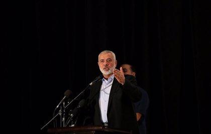 """O.Próximo.- Hamás dice que las sanciones de EEUU no tendrán impacto en su """"resistencia"""" frente a Israel"""