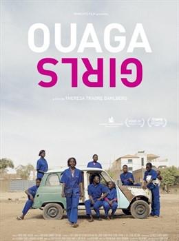 Cartel de 'Ouraga Girls'.