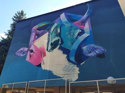 Las fiestas de San Mateo de Cuenca tendrán por primera vez un grafiti como cartel anunciador