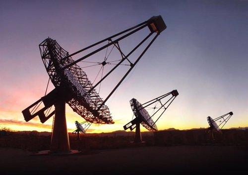 Complejo astronómico  VERITAS