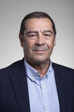 José Ramón Mora Martínez,  director gerente del Servicio Navarro de Salud