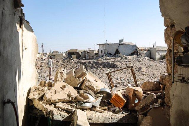Siria.- La ONU acusa a las fuerzas leales a Al Assad y a la coalición de EEUU de