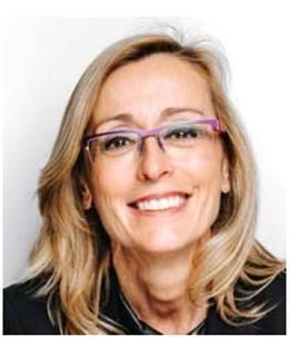 Aurora Berra de Unamuno, nueva directora general de Ipsen para España y Portugal.