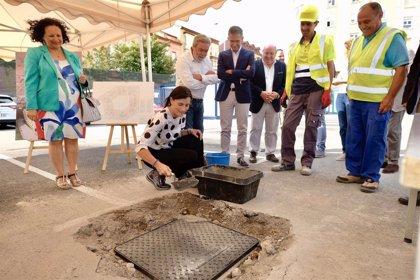 Arranca la construcción de las 66 VPO de Tabacalera, que concluirá en septiembre de 2021