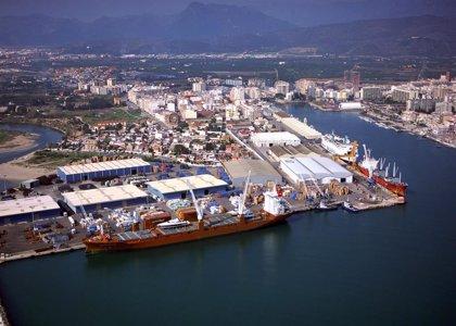 Reabre el puerto de Sagunt tras permanecer cerrado al tráfico marítimo más de diez horas por el temporal