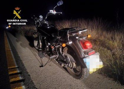 Guardia Civil detiene a dos experimentados delincuentes cuando huían después de robar en un restaurante