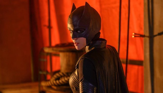 Ruby Rose como Kate Kane en Batwoman