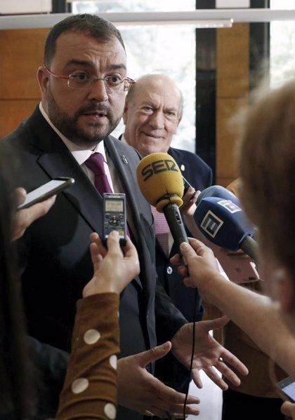 Barbón buscará una alianza con el Gobierno de España para hacer frente al ERE de la empresa Vesubius
