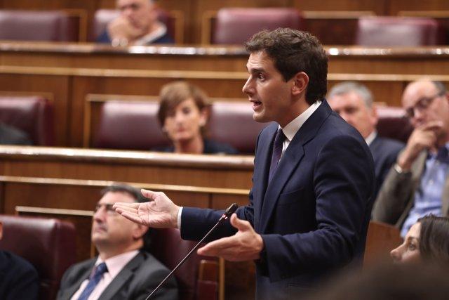 Comparecencia del Gobierno ante el pleno del Congreso de los Diputados