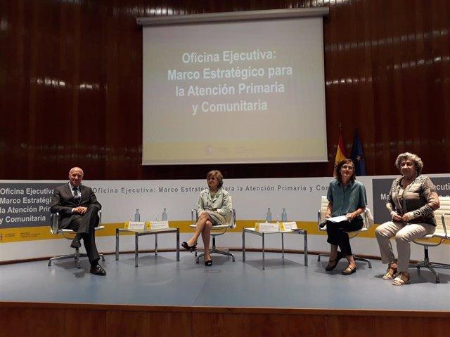 Presentación Oficina Ejecutiva para el Marco Estratégico para la AP y Comunitaria