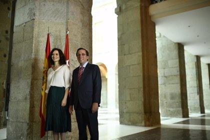 """Almeida reitera su confianza a Díaz Ayuso, """"centrada en los madrileños pese a campaña de la izquierda"""""""